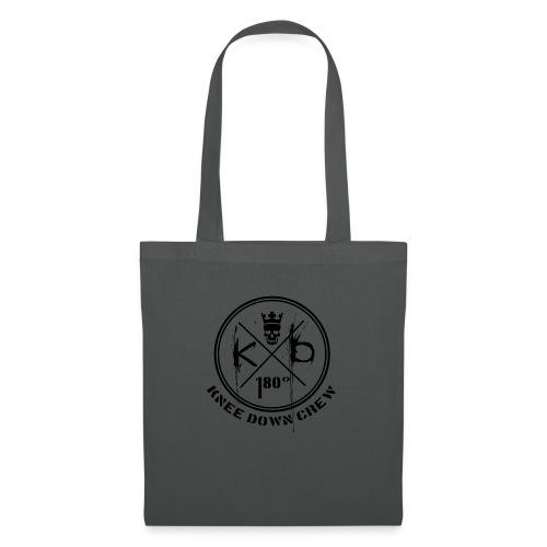 KD Logo Kopie Zeichenfla che 1 - Stoffbeutel