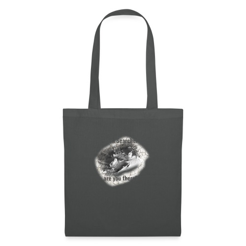 Hell Searcher, are you there? T-Shirt White - Tote Bag