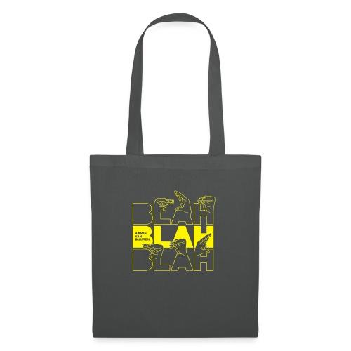 Blah - Tote Bag