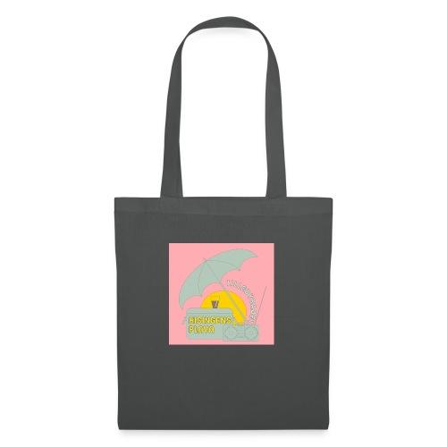 Hisingens playa pink - Tygväska