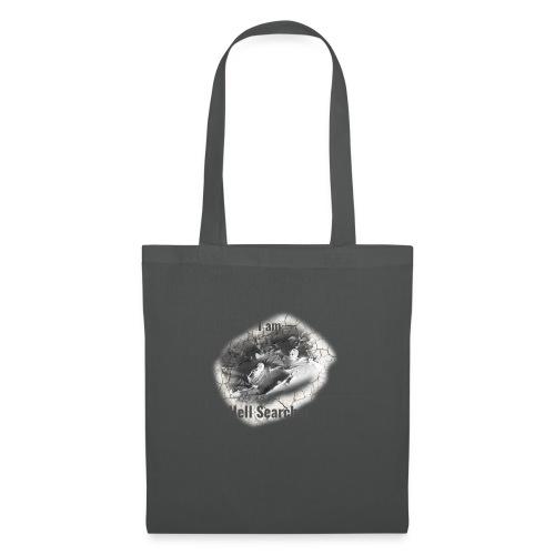 I am Hell Searcher, T-Shirt Women - Tote Bag
