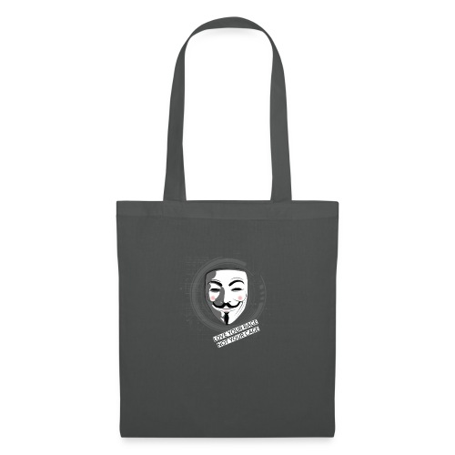 Anonymous Love Your Rage - Tote Bag