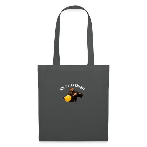 Official PanaPunch Shirt - Wil jij een ballon? - Tas van stof