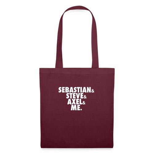 BEATSAUCE House Mafia T-shirt - Borsa di stoffa