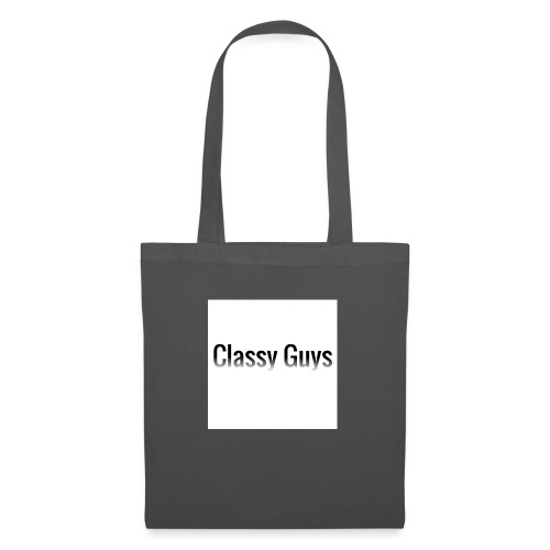 Classy Guys Simple Name - Tote Bag