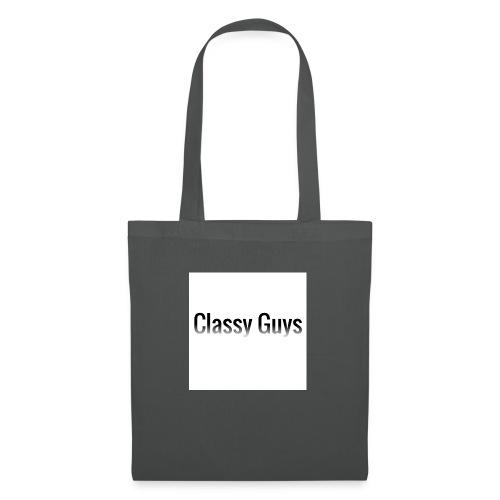 Classy Guys Simple Name - Tote Bag