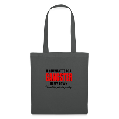 ville gangster - Tote Bag