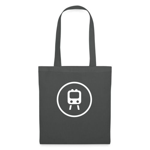 TRAINS 3 - Tote Bag