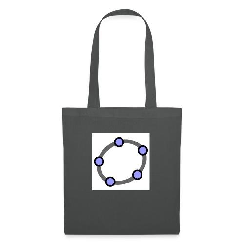 GeoGebra Ellipse - Tote Bag