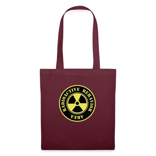 Radioactive Behavior - Bolsa de tela