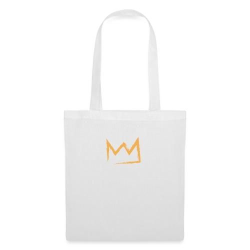Baby mit Krone - Stoffbeutel
