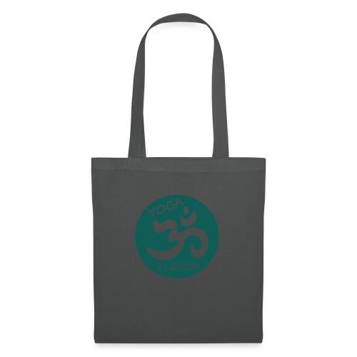 Yoga 11 Logo Dark - Stoffbeutel