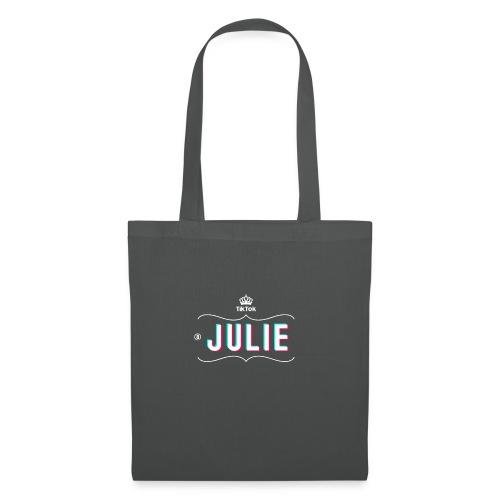 tshirt Julie - Tote Bag