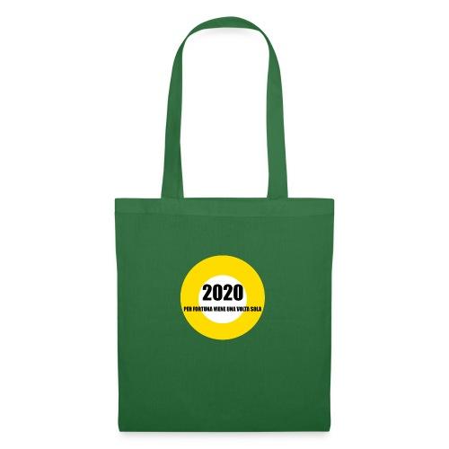 2020 - Borsa di stoffa