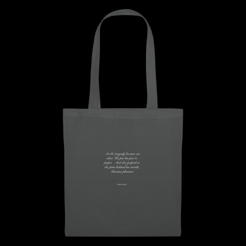 His Words - Tote Bag