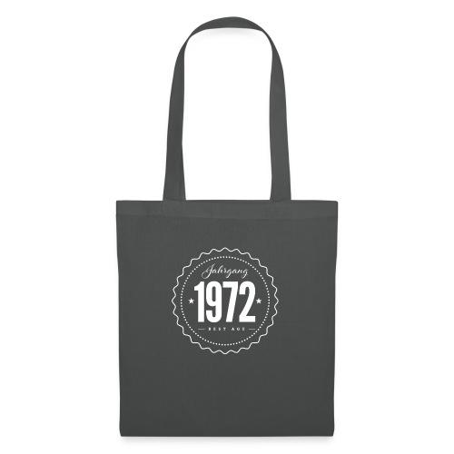 Jahrgang 1972 - Best Age - Stoffbeutel