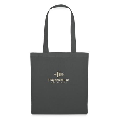 PlayableMusic Logo - Tote Bag