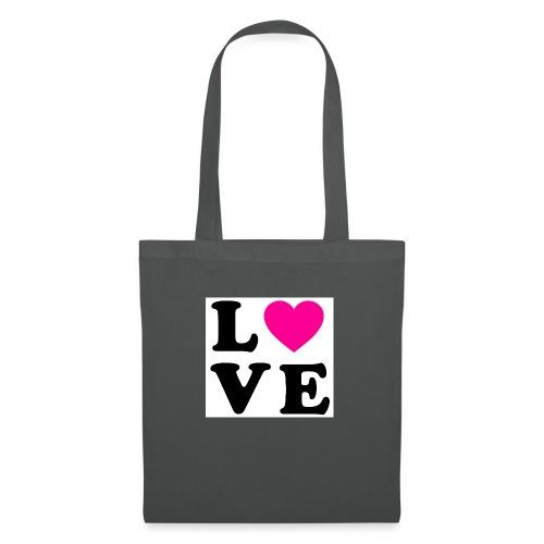 Love t-shirt - Tote Bag