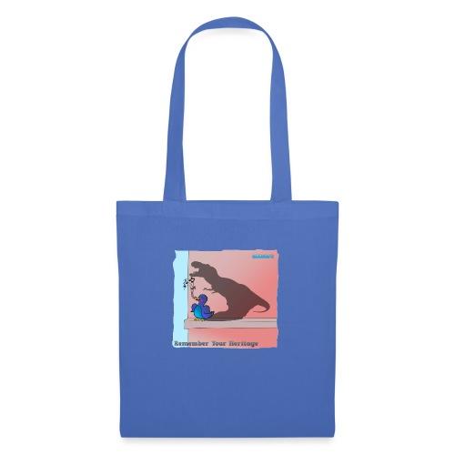 Woofra's Design Heritage - Tote Bag