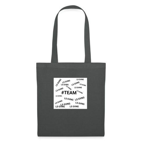 #TEAM LS GVNG - Sac en tissu