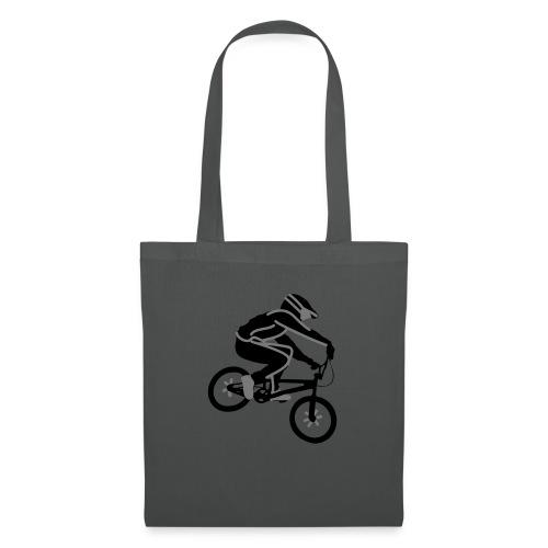 BMX Rider Dark - Tas van stof
