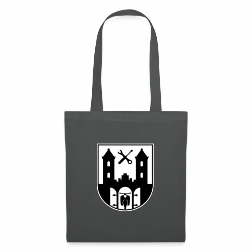 Simson Schwalbe - Suhl Coat of Arms (2c) - Tote Bag