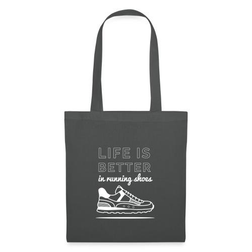 Running Shoes - Stoffbeutel