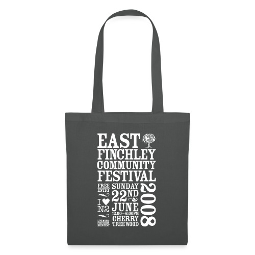 2008 East Finchley Community Festival - Tote Bag