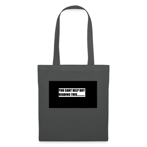 Cant resist reading - Tote Bag