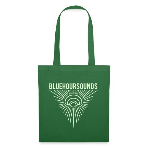 New Blue Hour Sounds logo triangle - Tote Bag