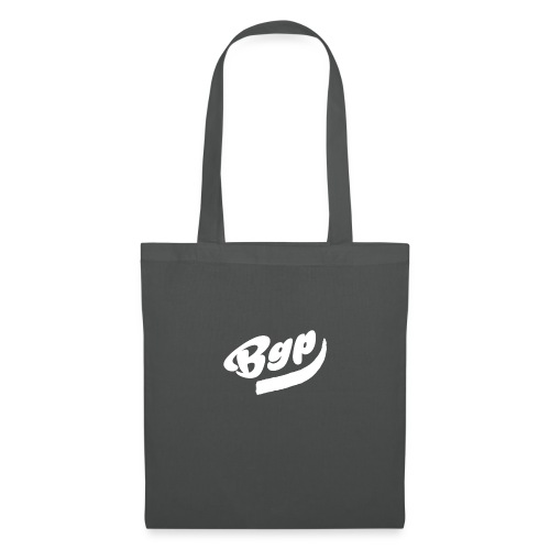 BGP T-Shirt Zwart - Tas van stof