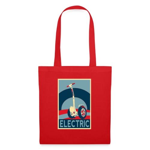 ELECTRIC - Bolsa de tela