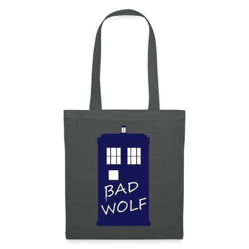 Bad Wolf Tardis - Tote Bag