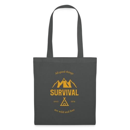 Survival - Stoffbeutel