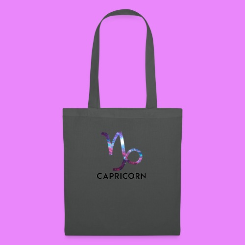 Capricorn star sign - Tote Bag