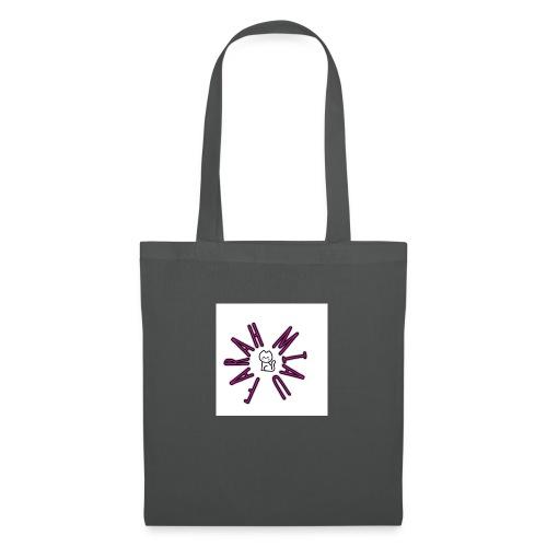 Cara miau logo - Bolsa de tela