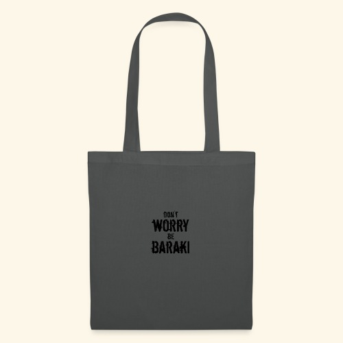 Be Baraki (Noir) - Tote Bag