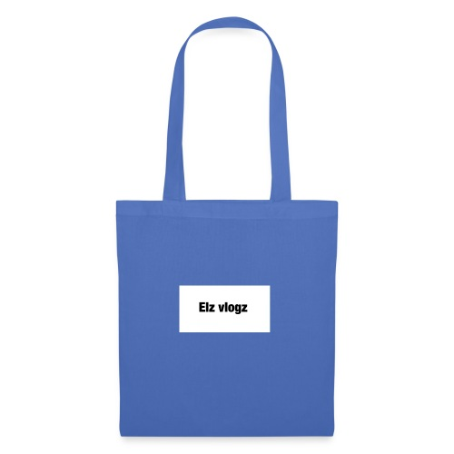 Elz vlogz merch - Tote Bag