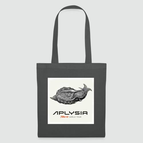 Aplysia Meeresschnecke Albumcover Follow me - Stoffbeutel