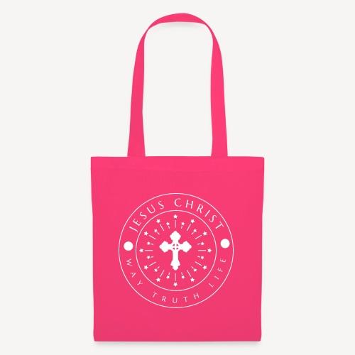 JESUS CHRIST -WAY TRUTH LIFE - Tote Bag