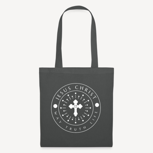 JESUS CHRIST -WAY TRUTH LIFE - Tote Bag