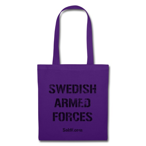 Swedish Armed Forces - Tygväska