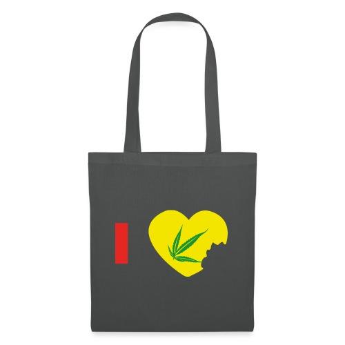 i love zam zam - i love Cannabis - Tote Bag