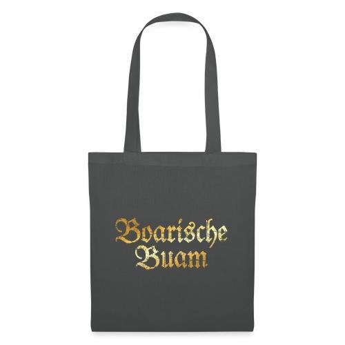 Boarische Buam - Bayerische Buben (Vintage/Gelb) - Stoffbeutel