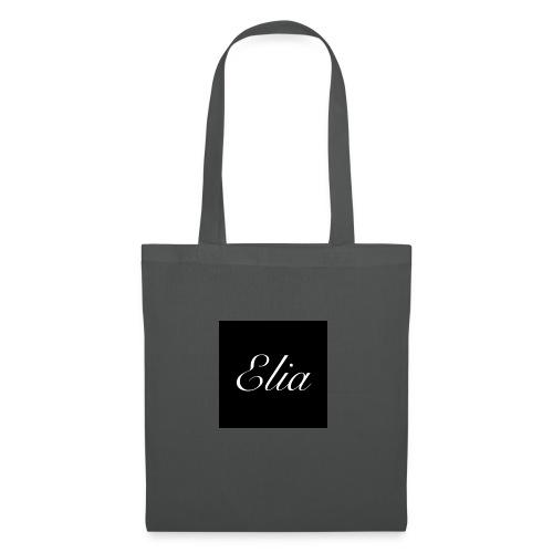 ELIA (Black and white) - Stoffbeutel
