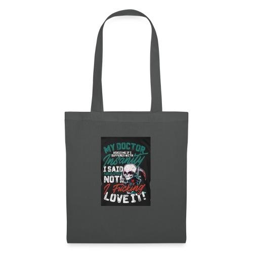 Insanity - Tote Bag
