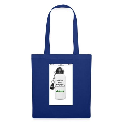 RocksAndSand adventure bottle - Tote Bag