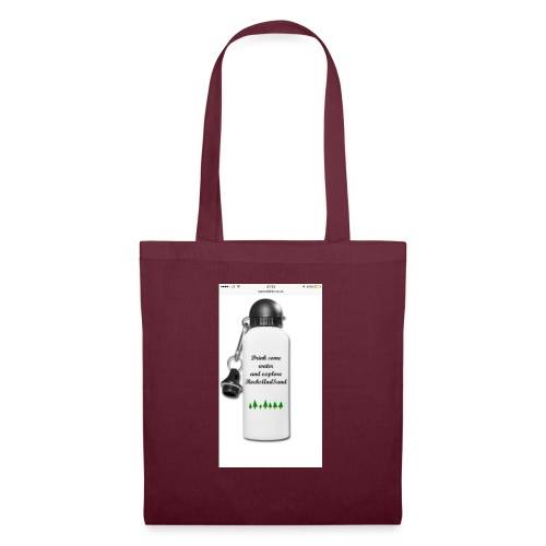RocksAndSand adventure bottle - Tote Bag
