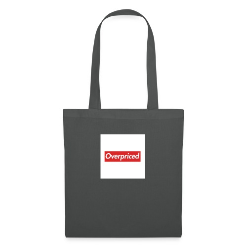 overpiced - Tote Bag