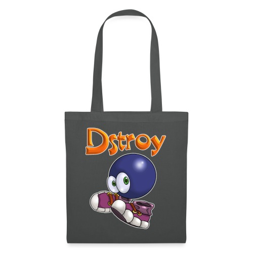 Dstroy - Blue Boodies - Tote Bag